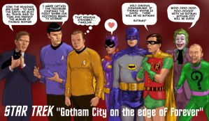 TLIID 251 - Star Trek mash-ups - Batman 66 by Nick-Perks