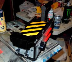 Ghostbusters Ghost Trap 80 1/2% Complete by ritter99