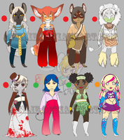 Themed Adopts OPEN by Seilie
