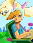 Fionna it's summer by AirinStudio
