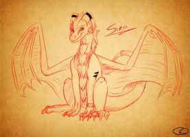 :PC: Siro by Deathtail-The-DraCon