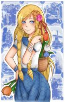 Spring by kimbolie12