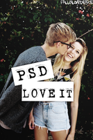 PSD Love it by FallInLovePeace