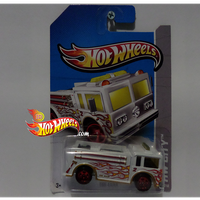 HW CITY FIRE-EATER Treasure Hunt by idhotwheels