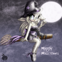 Serina Happy Halloween by Dirty-Dishes