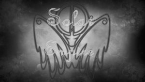 Wallpaper Solar Empire gray by Barrfind