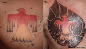 Thunderbird Coverup by LAYZJAY