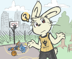 I Don't Know What Basketball Is by RRRandomness
