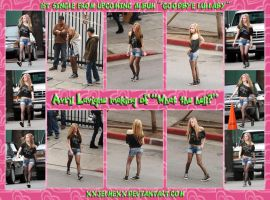 Avril making of What the Hell by byJelme