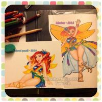 Updated summer fairy by Tanis711