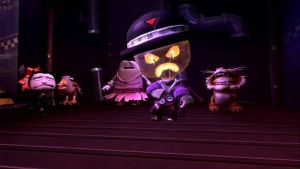 The Trick Is To Show No Fear by ask-lbp3-group