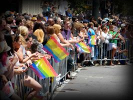 Pride 2011 Flags by Shadow-Partner