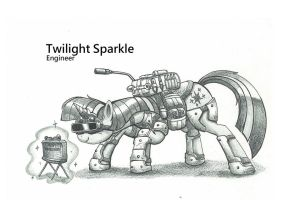Engineer Twilight by george5408