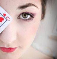 Queen Of Hearts by ELogan-Photography