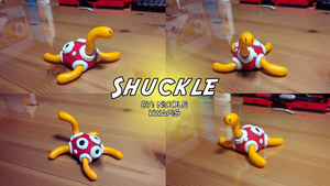 Shuckle Model by Draken-leader