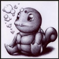 007 - squirtle by Petah55