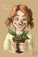 yearbook: pomona sprout by flominowa