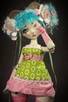 Sweet Babooh bjd doll by Forgotten Hearts by FHdolls