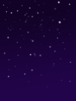 Night Sky Anime Background by SweetSuguri