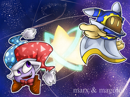 Conquer the Stars by kirbykawaii2105