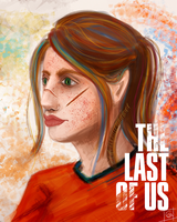 Ellie - The Last of Us by deletiac