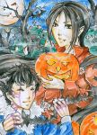 Aceo - Happy Halloween by cross-works