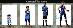 RC: Age Meme by taiwonton