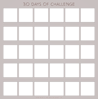 30 Days Challenge - Blank Meme by ynne-black