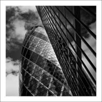 The not so erotic gherkin by solarider