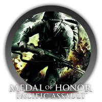 Medal of Honor Pacific Assault - Icon by Blagoicons