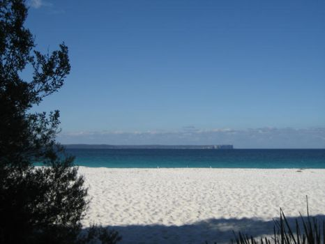 Georgous White Sands - NSW by talespin