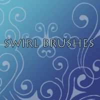 Swirl brushes by LietingaDiena