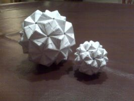 60 point Dodecahedrons 2 by guynietoren