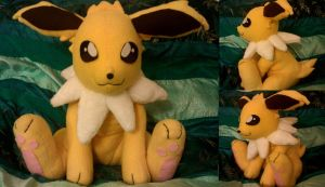 Jolteon Plush by Elycian