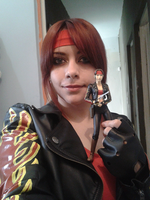 Claire Redfield - mini me by VickyxRedfield