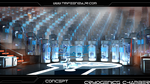 Cryogenics Chamber Concept by Caetis