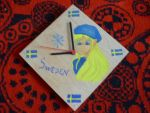 Spend  time with Female-Sweden by hretalia