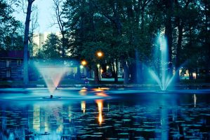 Fountain Of Youth by TonyWest2