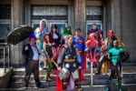 Super Heroes Assembled by esophia