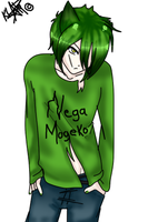 Nega Mogeko by lady-neko-black