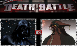 Darth Vader vs. Grahf by JasonPictures