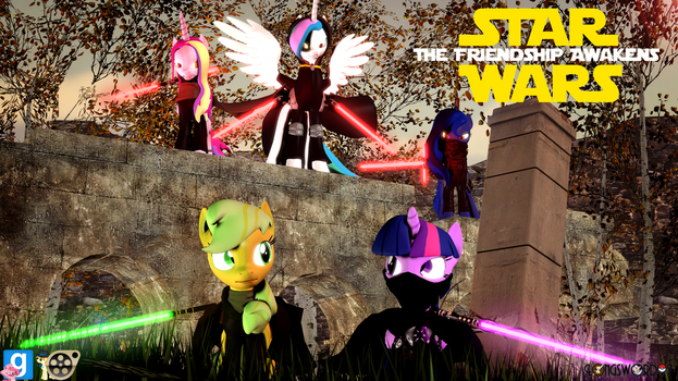 The Friendship Awakens Pack [SFM/Gmod DL] by Longsword97