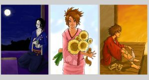 Champloo - Time of Day by soltian