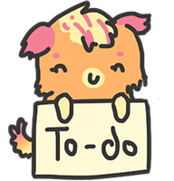 Todo thingy by Cushies