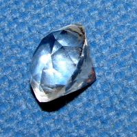 Diamond Cut Crystal Gemstone 4 by FantasyStock