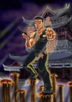 JKD Commission by wraith2099