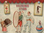 Circus Digital Scrapbooking Kit by ValerianaSolaris