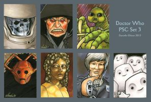 Doctor Who - PSC 3 by Marker-Mistress