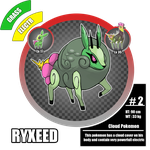 #2: Ryxeed by El-Dark-Core