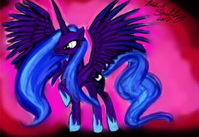 luna of the night magic by starlily77